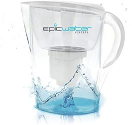 Epic pure 5-stage triple capacity filter