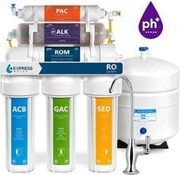 Express reverse osmosis water filter