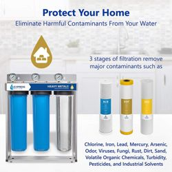 Express Water heavy metals purifier
