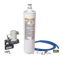 Filtrete Undersink quick change water filtration system