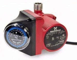 Grundfos hot water recirculating pump