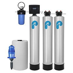 iron-maganese 5-stage water filtration for whole house