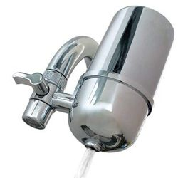 Kabter faucet mount pull down, pull out faucet filter