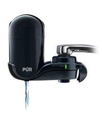 PUR faucet mount water filter