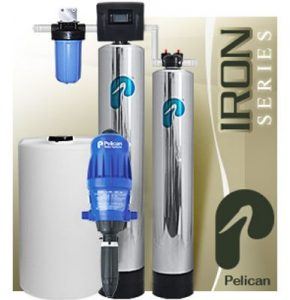 Pelican WF4 and WF8 water filters