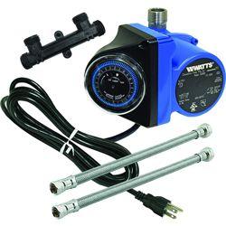 Watts recirculating system