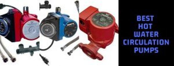 Top 9 best recirculation pumps