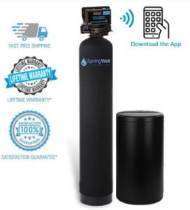 SpringWell durable water softener