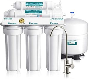 APEC Ultra Safe Reverse Osmosis Drinking Water Filter System