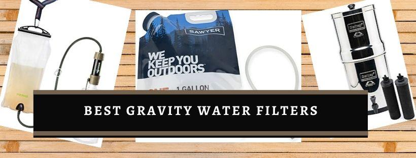 Best portable water filters for outdoor activities
