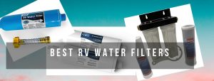 Top-rated RV under sink RO water purifiers