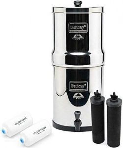 High-valued Stainless Steel Water Filter System by Big Berkey