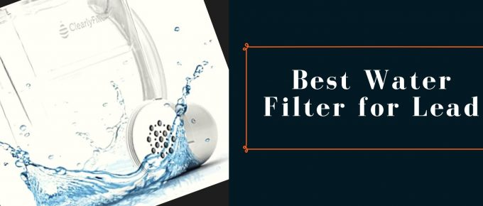 High quality water purifier for Lead