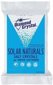 Solar Naturals salt crystals