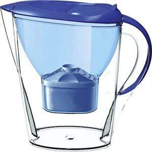 Lake Industries 7-stage water filter pitcher