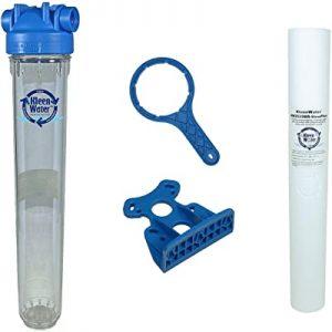 Tankless water softener