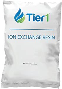 Tier1 Water softener resin