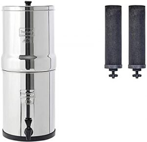 Travel Berkey water purifier