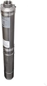 Hallmark submersible well pump