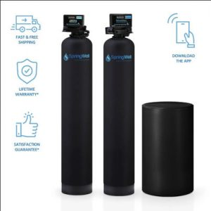 SpringWell Salt Based Water Softener System