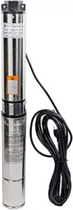 iMeshbean submersible pump for well water